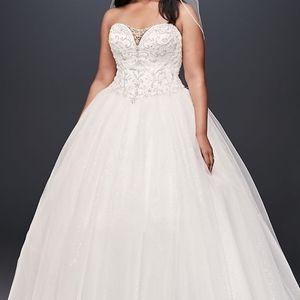 Wedding Dress   Plus Size   size 22